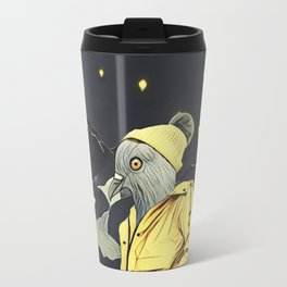 Pigeon Travel Mug