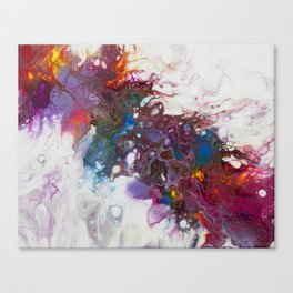 Unicorn Trails Canvas Print