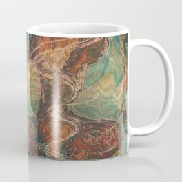 Ecstatic Pelvis (Meat Flame) Coffee Mug