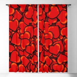 Soft-Hearted Blackout Curtain