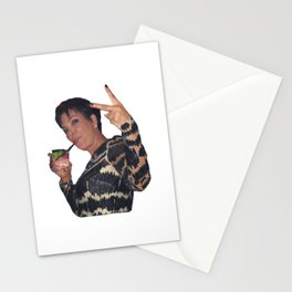 Peace Out Kris Jenner Stationery Cards