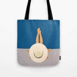 At The Ocean Tote Bag