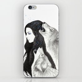 Winter Song iPhone Skin