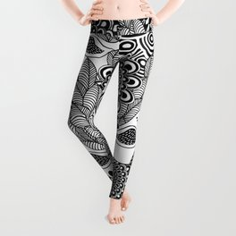 Pattern 80 Leggings