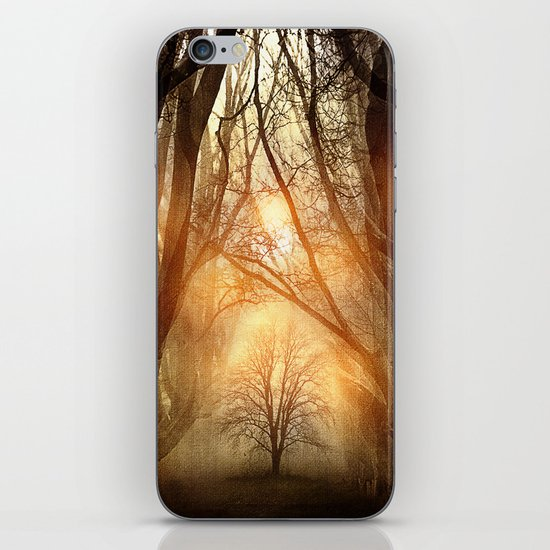 Searching Dreams Lost iPhone & iPod Skin