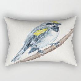 Golden-Winged Warbler Rectangular Pillow