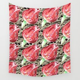 Tulip Wall Tapestry