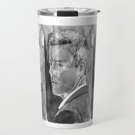 Rupert Graves as Inspector Lestrade Travel Mug