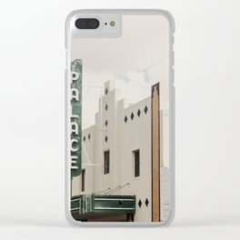 Palace, Marfa Clear iPhone Case