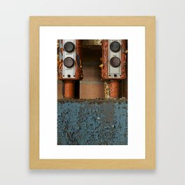 gumption Framed Art Print