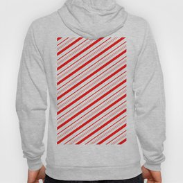 Candy Cane Stripes Hoody