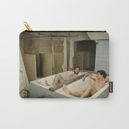 Petits Cochons // Dirty Little Pigs Carry-All Pouch