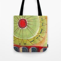 carnival Tote Bags featuring Carnival by angela deal meanix