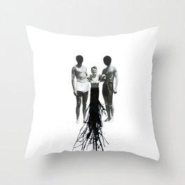 Emission Throw Pillow