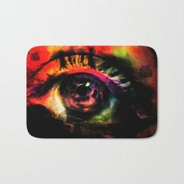 mystic eye Bath Mat