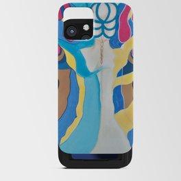 Woman´s tree / EL ARBOL DE LA MUJER iPhone Card Case