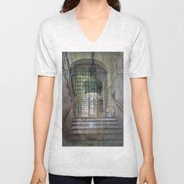 The Stairwell Unisex V-Neck