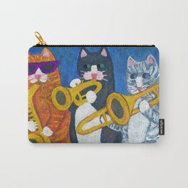 Salsa Cats Brass Section Carry-All Pouch