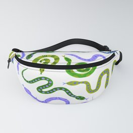 Snakes Fanny Pack