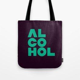 Alcohol Tote Bag