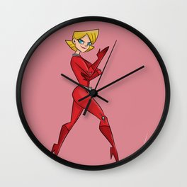 Totally Spies - Clover Wall Clock