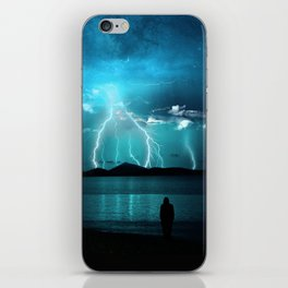 Storms Coming... iPhone Skin