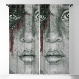Still Standing Blackout Curtain