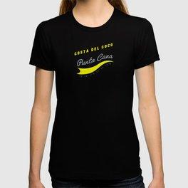 Punta Cana (yellow) T-shirt