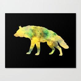 Aero's Wolf Canvas Print