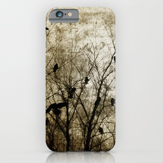 Winter Song iPhone & iPod Case