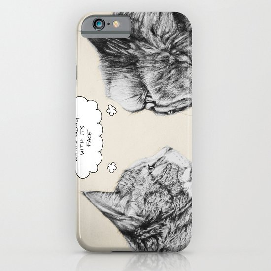 Cat Confusion iPhone & iPod Case