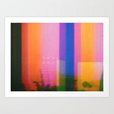 Color and Light I Art Print