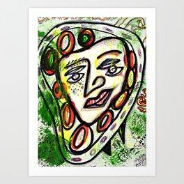 MUA Art Print