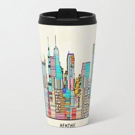 Memphis city Travel Mug