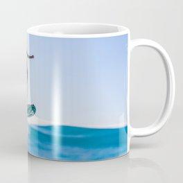 Electric Hydrofoil Sunburst Coffee Mug