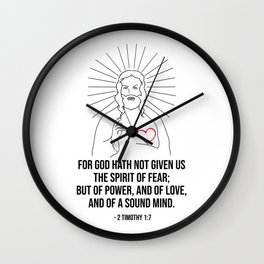 For God Hath Not Given Us Wall Clock