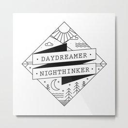 daydreamer nighthinker II Metal Print