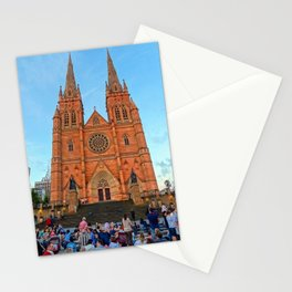 St Mary's Cathedral, Sydney Stationery Cards