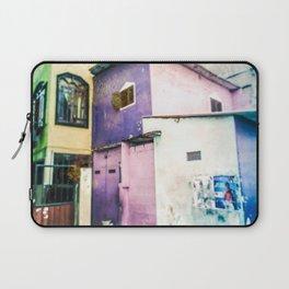 Aquarelle City Laptop Sleeve