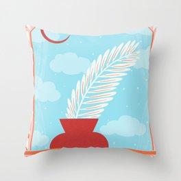 A Thousand Mornings Throw Pillow