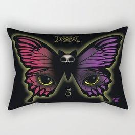 Esoteric Butterfly Rectangular Pillow