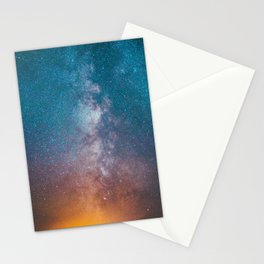 Igniting The Galaxies Stationery Cards
