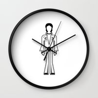 elvis Wall Clocks featuring Elvis by Band Land