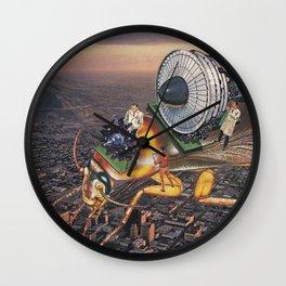 Cockroach Airways Wall Clock