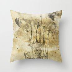strange world Throw Pillow