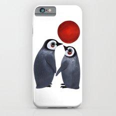 Penguin Love Slim Case iPhone 6