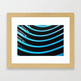 Geometry Vision Framed Art Print