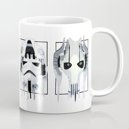 Clean quartet Mug