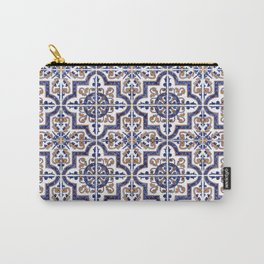 portuguese tiles #pattern I Carry-All Pouch
