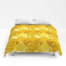 Patchwork, autumn 2 Comforters